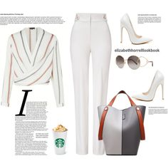 My Wardrobe Adventures! by elizabethhorrell on Polyvore featuring мода, ESCADA and Chloé
