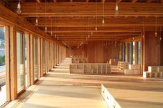 TEZUKA ARCHITECTS fuji nursery