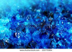 Texture of nature - gem close - up