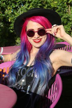Alexandra Starlight Dip Dye