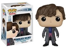 """Sherlock Holmes Vinyl Figure """"I'm not a psychopath. I'm a high-functioning sociopath. Do your research."""" From the BBC's hit seriesSherlock, starring Benedict Cumberbatch and Martin Freema"""