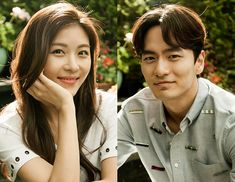 FIRST LOOK: The Time I Loved You, 7000 Days, starring Ha Ji Won and Lee Jin Wook