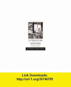 Literature  Its Writers A Compact Introduction to Fiction, Poetry,  Drama 3rd edition Ann Charters, Samuel Charters ,   ,  , ASIN: B0028I9VFC , tutorials , pdf , ebook , torrent , downloads , rapidshare , filesonic , hotfile , megaupload , fileserve