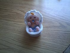 Cygnet Creative: Free pattern my baby doll belonging to the cradle pattern is in the month of May !!!