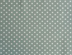 Sage Spot Organic Cotton By The Metre - throws, blankets & fabric