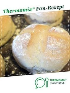 Sonntags-hab-ich-eigentlich-keine-Lust-zu-backen-Brötchen Sundays-I-really-don't-have-to-bake-buns from Schirmle. A Thermomix ® recipe from the category Bread & Rolls on www.de, the Thermomix® Community. Spicy Recipes, Grilling Recipes, Bread Recipes, Pampered Chef, Delicious Fruit, Tasty, Baked Rolls, Balanced Vegetarian Diet, Fruit Shakes