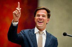 Minister-President Mark Rutte: Lid van de VVD; Minister-president en minister van algemene zaken.