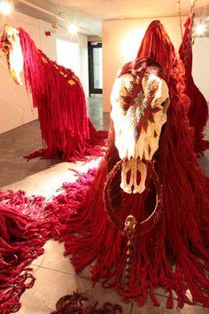Lakeside Arts: Artist in Residence, Nadim