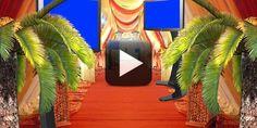 Wedding Backgrounds-Entrance TV Monitor Displaying Green Screen Video Backgrounds, Hd Backgrounds, Frame Download, Download Video, Wedding Background Images, Tree Photoshop, Photo Frame Design, Video Editing Apps, Chroma Key