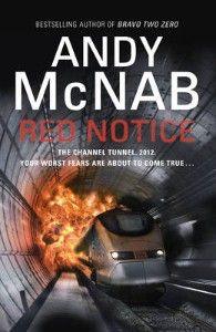 Red Notice by Andy McNab great read...