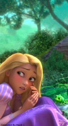 Rapunzel :'(