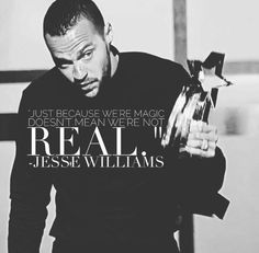 Loved every word of Mr. Jesse Williams acceptance speech!
