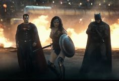 Batman Vs Superman: Dawn of Justice - Imagem Coletiva & Terceiro Trailer | Portal Cinema
