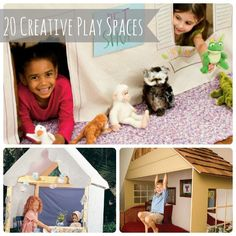 Creative Play Spaces for Kids | Spoonful