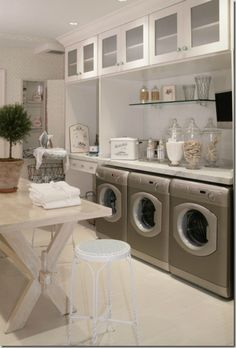 AuBergewohnlich Practical Home Laundry Room Design Ideas 2018 Laundry Room Decor Small  Laundry Room Ideas Laundry Room Makeover Laundry Room Cabinets Laundry Room  Shelves ...