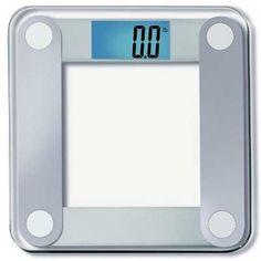 iDOO Precision Digital Bathroom Scale 440lb 200kg 19 inch Oversize Jumbo Steady