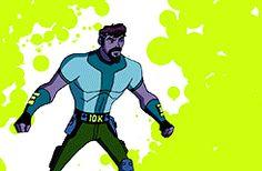 Atomix, Ben 10K  #Ben 10 #Omniverse