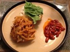 GF BBQ Chicken Sandwiches with Fried Onion Straws | Kelli's Gluten Free Kitchen