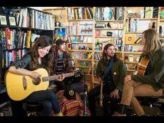 Quilt: NPR Music Tiny Desk Concert - YouTube