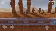 Ulinho e guarda do Faraó