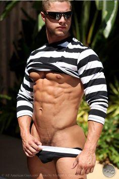 Gay, Hot, Male Model, Art, Hunk