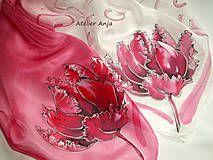 Šatky - Kvet lásky - 4482280_