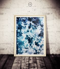 Abstract Ocean Wave Art, BLUE Wall Decor Print, Aquatic Print, Ocean Art, Modern Art Prints, Ocean Wave Print, Circular Pattern Wall Decor by JerseyVintageCool on Etsy https://www.etsy.com/listing/502576222/abstract-ocean-wave-art-blue-wall-decor