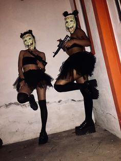 Group Halloween, Halloween 2019, Halloween Outfits, Halloween Makeup, Halloween Costumes, Cute Costumes, Carnival Costumes, Cosplay Costumes, Pop Art Zombie
