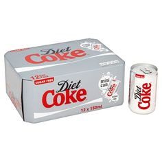 Diet Coke at Ocado - great to mix it up #glutenfree