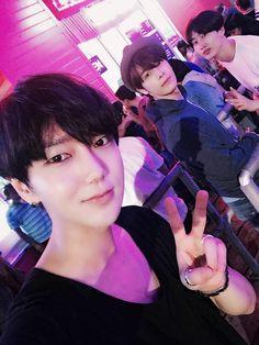 Yesung, Donghae, Eunhyuk