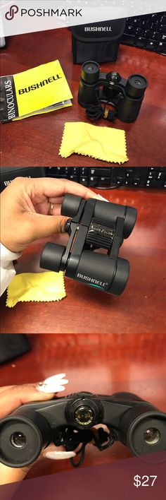 Bushnell Instafocus 4x30 Powerview Binoculars Bushnell Instafocus 4x30 Powerview Binoculars Bushnell Other