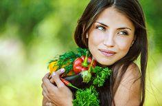 Sich ganz einfach jung und schön essen: Anti-Aging Food