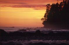 Vancouver Island West Coast