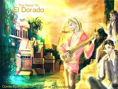 the road to el dorado by kingli.deviantart.com on @deviantART