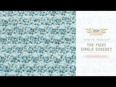 How To: Crochet The Alternating Spike Stitch - Easy Tutorial - YouTube