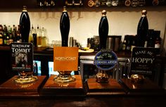 Cask beers and ciders from Holsworthy Ales, Northcoast Cider and Penpont Brewery http://firebrandbar.co.uk/?p=2509