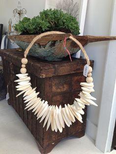 Decorative Cuttlefish Necklace
