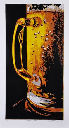 beer art - Google Search