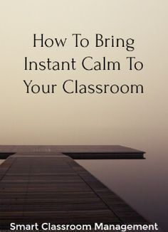 Excitability is one of the biggest causes of misbehavior. Learn how to fix it and bring instant and lasting calm to your classroom. Classroom Behavior Management, Behaviour Management, Behavior Plans, Behavior Charts, Class Management, Classroom Behaviour, Calm Classroom, Middle School Classroom, Teaching Strategies