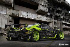 Richard Andersen - Graphics - Custom Cars