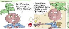 TestediRapa, la satira di #Cruel su #Bloglive #vignette #humor #satira