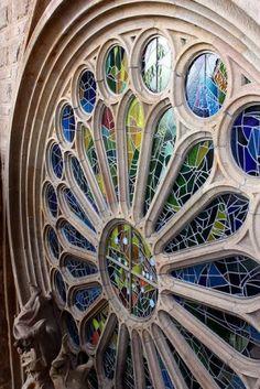 La Sagrada Família, Barcelona,Catalonia