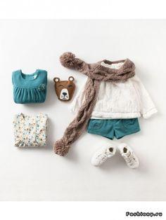 Shop by look Zara baby 2014-2015