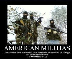 """Here are 2 US Supreme Court rulings that state: 1.) Military style weaponry is protected and allowed for the unorganized militia as so stated in the US Constitution .2.) Use of deadly force, even on """"law enforcement agents"""", is allowed when someone is trying to deny you your Constitutional rights EVEN IF they are not trying to kill you. The 1st is United States v. Miller 1939. The 2nd important case is that of John Bad Elk v. United States from 1900. Research these!"""