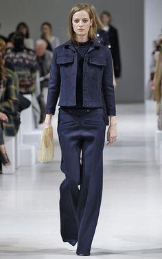 Nina Ricci Fall/Winter 2015 Trunkshow Look 2 on Moda Operandi