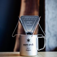 Snow Peak Fold Down Coffee Drip