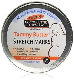 Palmers Cocoa Butter Tummy Butter 4.4 oz. Jar # 4076 Palm...