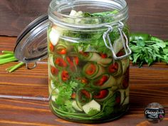 Preserves, Pickles, Cucumber, Mason Jars, Canning, Dinner, Vegetables, Food, Impreza