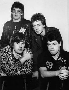 A campaign is under way to recognise the role of local punk bands such as Stiff Little Fingers who united Protestants and Catholics at the height of the Troubles. Stiff Little Fingers, 70s Punk, One Wave, Alternative Music, Band Posters, Psychobilly, Black N White, Doc Martens, My Passion