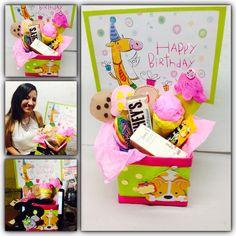 Caja dulces regalo by artesanodelpapel